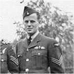 Photo of Gerald Maffre– Gerald Maffre featured on far right, his brother Ken was a casualty in WW2 as well.
