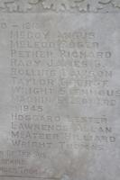 Inscription– In memory of men and women from the Ravenna Ontario area that went off to war and to those who did not come home they will never be forgotten. Submitted for the project, Operation Picture Me