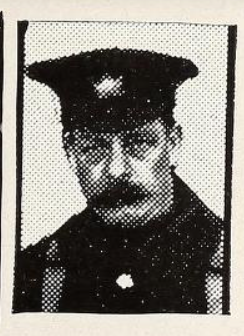 Photo of FRANCIS JOHN BARTLE– Photo from the National Memorial Album of Canadian Heroes c.1919. Submitted for the project, Operation: Picture Me.