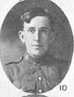 Photo of William Percy Chapman– In Memory of those who served in the 106th Overseas Battalion Nova Scotia Rifles.  Submitted for the project, Operation: Picture Me