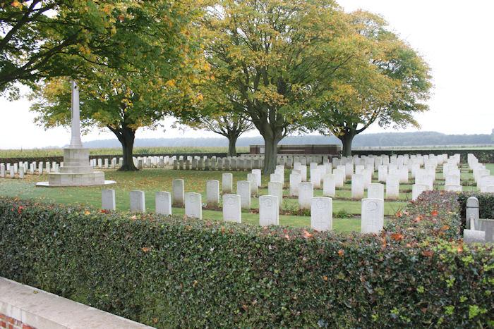 Thelus Military Cemetery