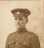 Photo of Samuel Marshall– Samuel Marshall in Uniform