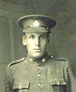 Photo of George Chapman– Private George Chapman 24/01/1887 - 9/04/1917