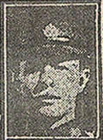 Newspaper Clipping– Pte. Harold Compton was born in Beverley, Yorkshire, England.  He enlisted in the 95th Battalion C.E.F. in Toronto on October 27th, 1915.  In honoured memory.
