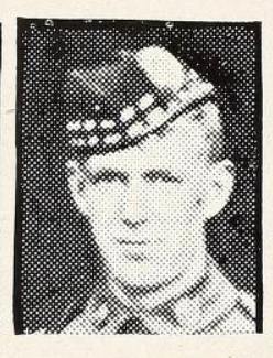 Photo of GEORGE EDWARD MANNING– Photo from the National Memorial Album of Canadian Heroes c.1919. In memory of the members of the 15th, 92nd and 134th Battalions (48th Highlanders) who went to war and did not return. Submitted for the project, Operation: Picture Me.