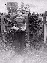 Photo de William Henry Potter – Mon grand-oncle, William Henry Potter. Tué au combat à Vimy, en France, en 1917.