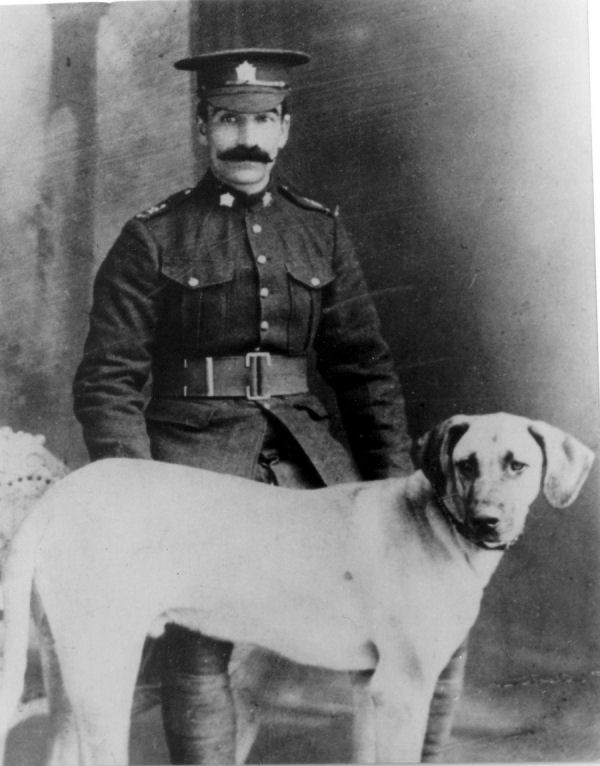 Photo of Frederick Roberts