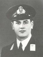 Photo of Jack Carpenter– Jack in his FAA uniform.