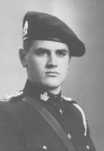 Photo of Jack Carpenter– Jack in his cadet uniform.