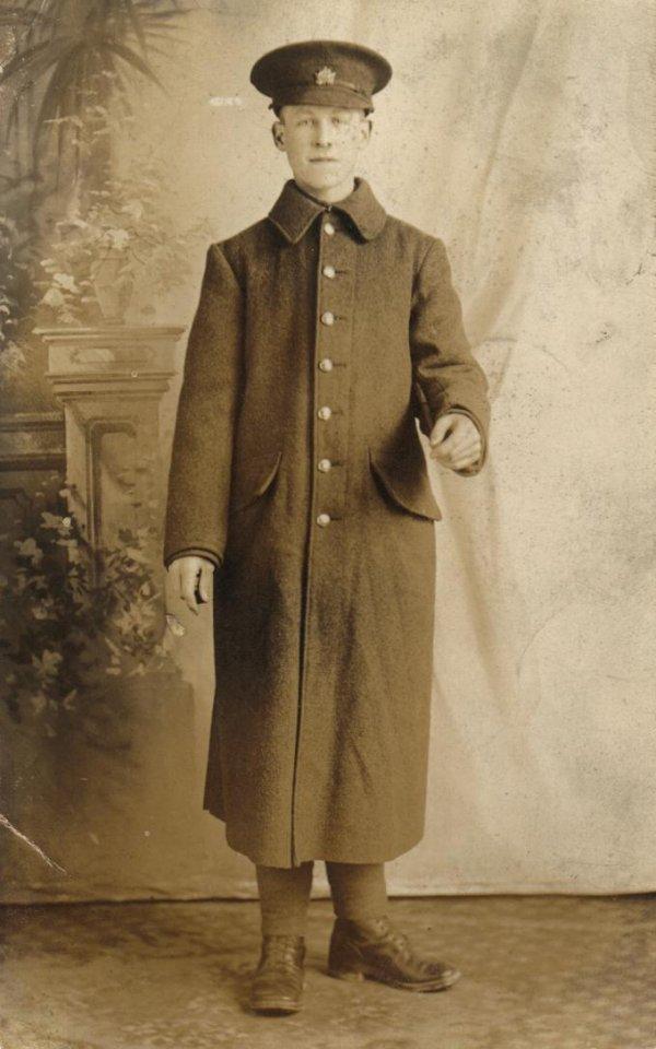 Photo of George John Thompson