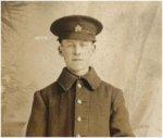 Photo of George John Thompson– Private George John Thompson