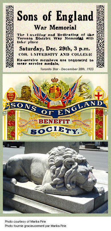 Sons of England Benefit Society
