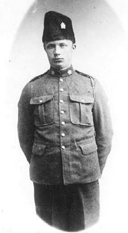 Photo of John Hedberg