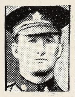 Photo of ROBERT PATTERSON MYERS– Photo from the National Memorial Album of Canadian Heroes c.1919. Submitted for the project, Operation: Picture Me.