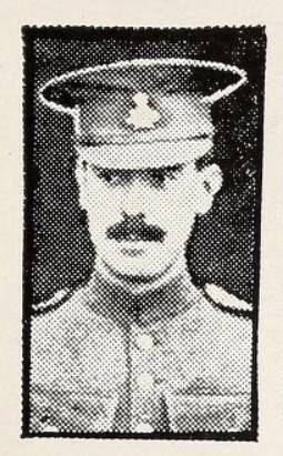 Photo of ALEXANDER BLACK ROBERTSON– Photo from the National Memorial Album of Canadian Heroes c.1919. Submitted for the project, Operation: Picture Me.