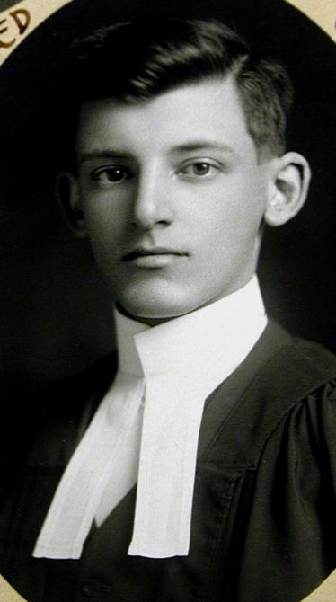 Photo of Leonard Charles Jarvis