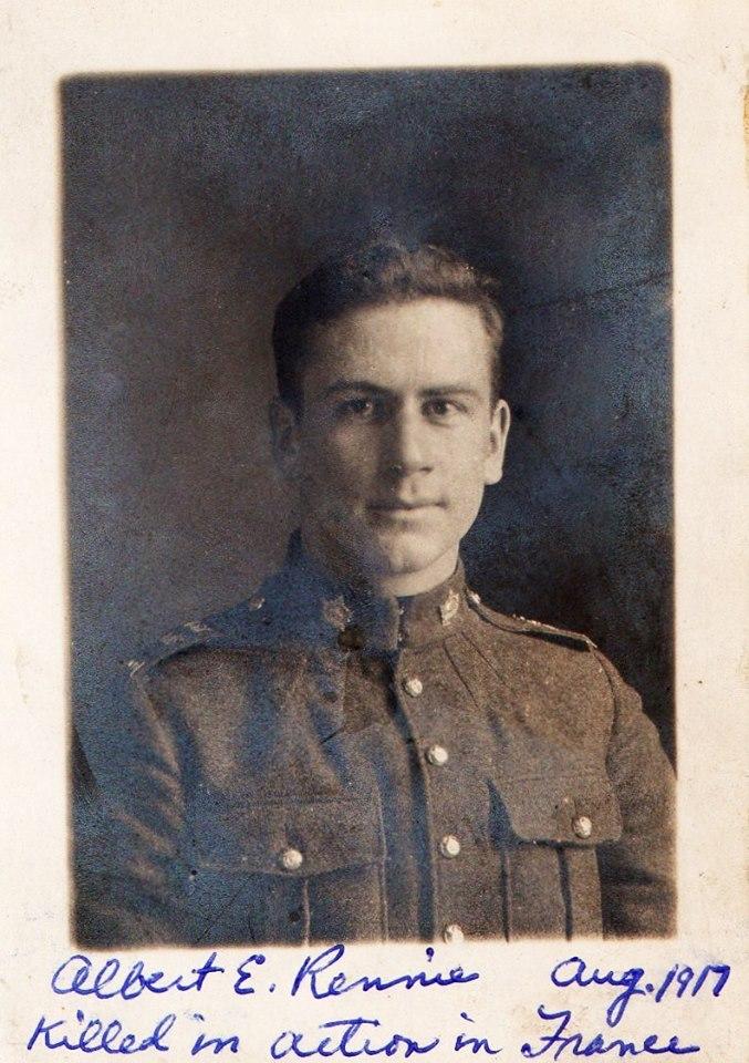 Photo of Albert Rennie