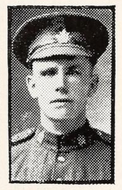 Photo of ROBERT WILLIAM SHORT– Photo from the National Memorial Album of Canadian Heroes c.1919. Submitted for the project, Operation: Picture Me.
