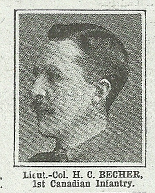 Photo of Henry Campbell Becher