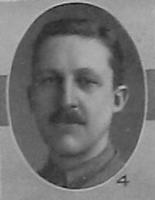 Photo of HENRY CAMPBELL BECHER– The Christmas Echo published in London Ontario in December 1918, shows Becher as a L. Colonel. --And in the Morning