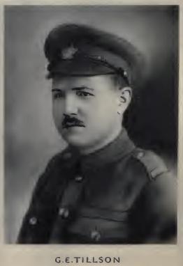 Photo of George Edwin Tillson