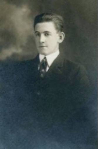 Photo of Osmond John Culbert Begin– Submitted for the project Operation Picture Me