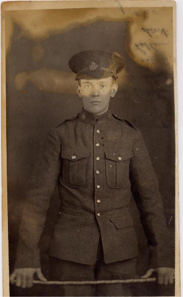 Photo of Elmer John Bell