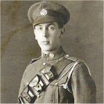 Photo 2 of Victor Cecil Potts– Taken in France late 1917 or early 1918