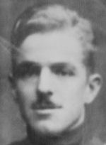 Photo of Robert Gordon Hamilton– In memory of the Harbord Collegiate Institute students who served during World War I and World War II and did not return home.   Submitted for the project Operation: Picture Me