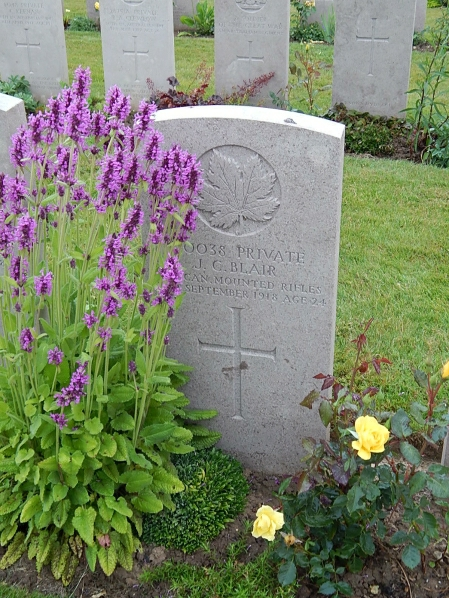 Grave Marker– Photo courtesy