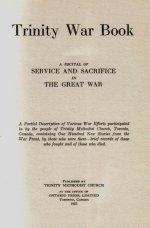 Trinity War Book