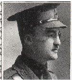 Photo of Frederick Clarke– Capt. (Dr.) Harold Clarke was the brother of Dvr. Frederick William Clarke.  Source:  Trinity War Book, Trinity Methodist Church, Toronto, 1921.
