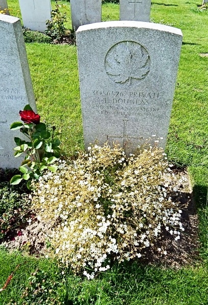 Grave Marker– Photo courtesy of