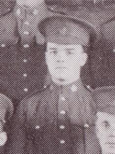 Photo of FRANK COOK– 701049, Pte Frank Cook, 10th Platoon, C Company, 101st Battalion