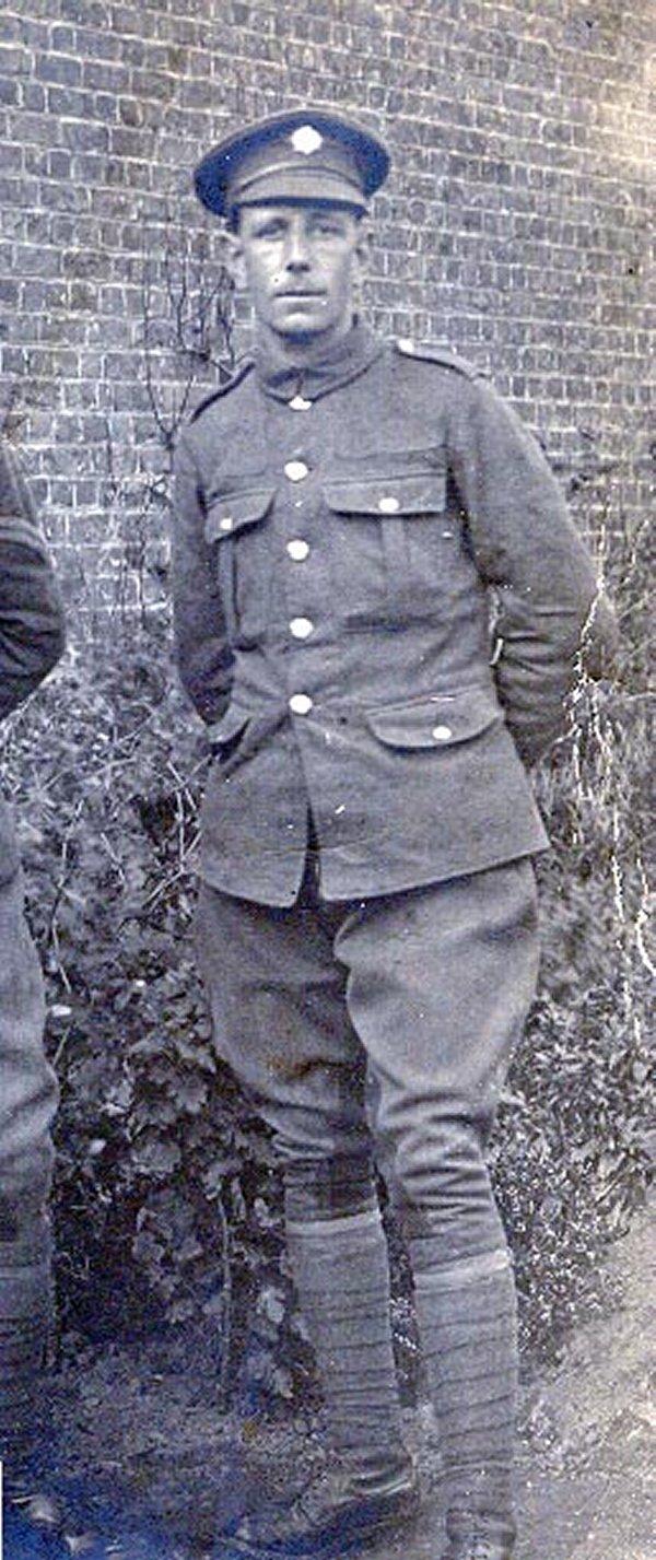 Photo of Roscoe Cooke