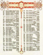 Book of Remember Page