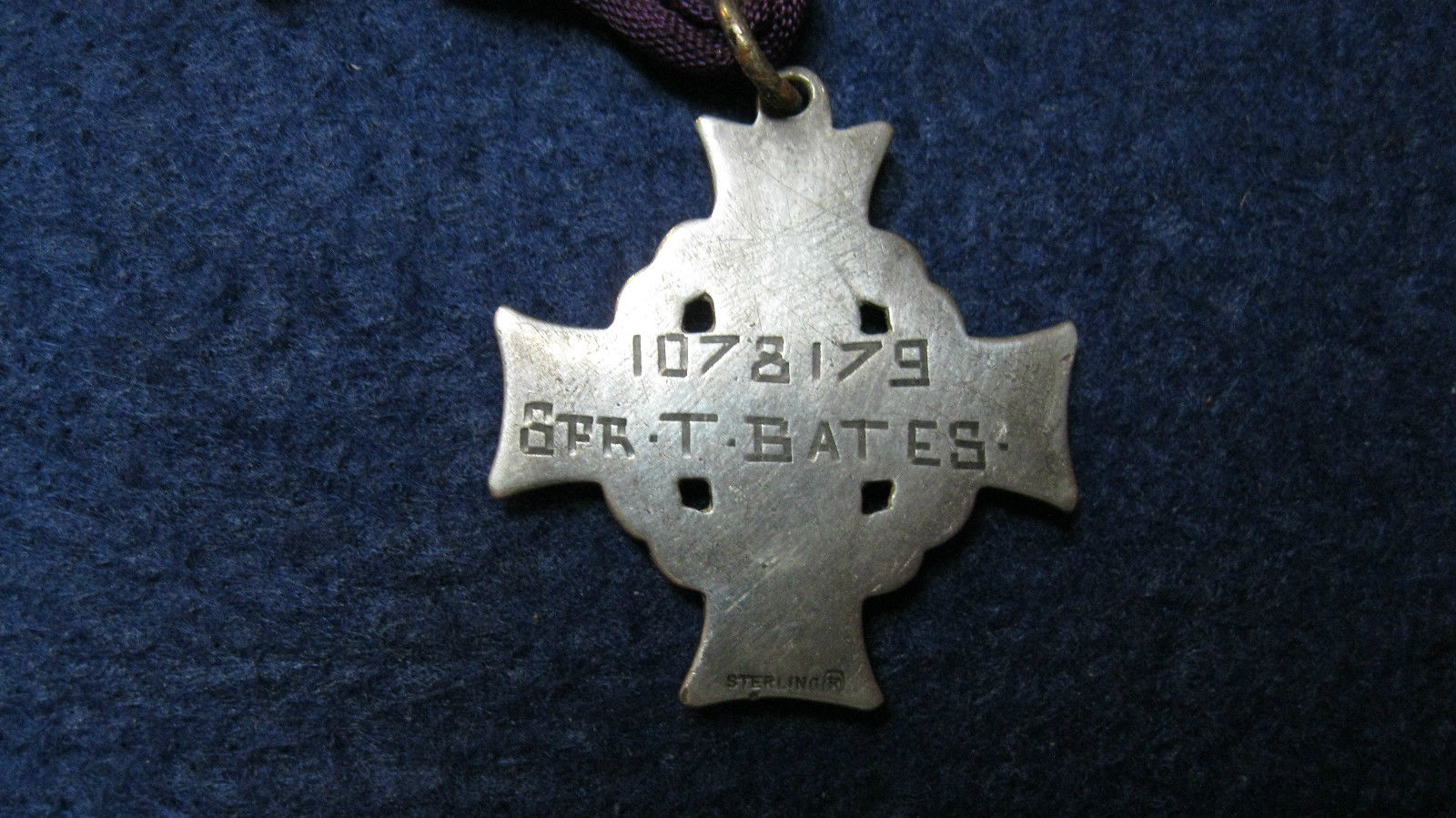 Silver Cross Medal– Submitted for the project, Operation: Picture Me