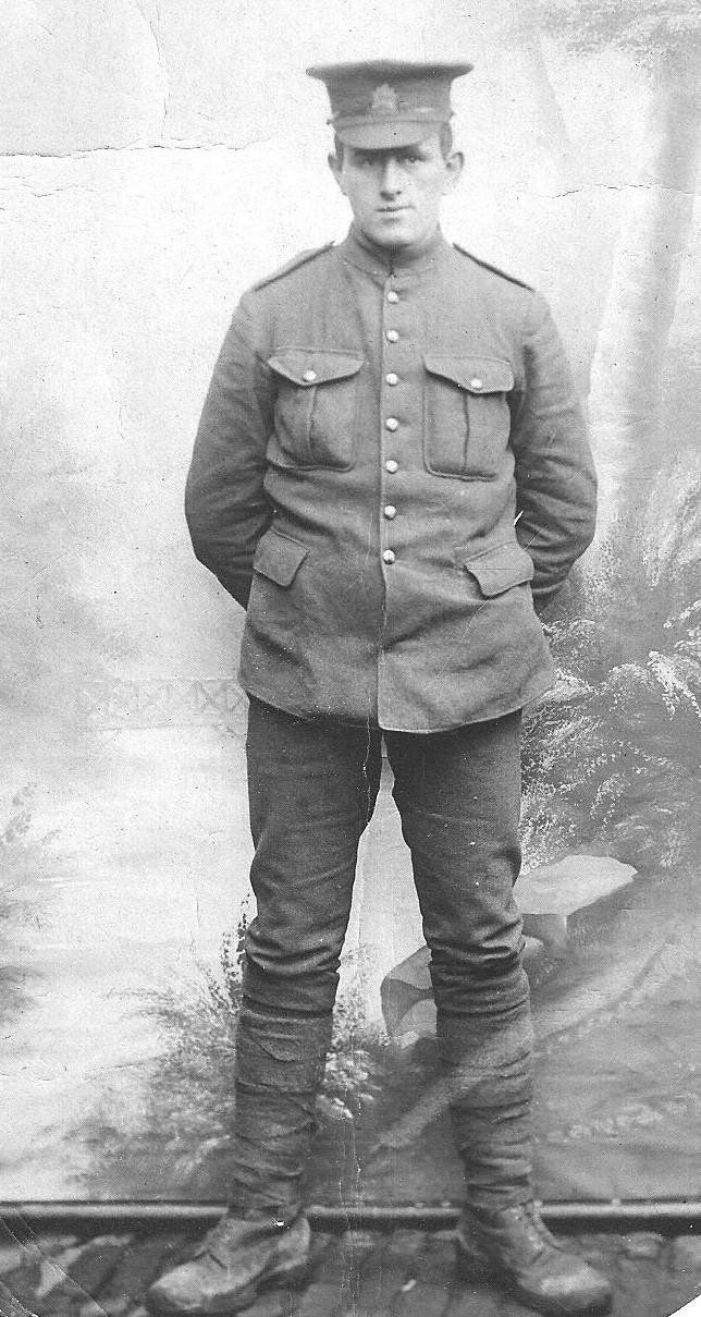 Photo of Allan Brander Angus– Photo taken in France