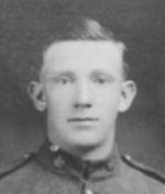 Photo of George Robert Buller– Photo taken 1915.