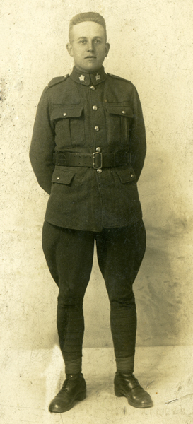 Photo of Homer Thomson