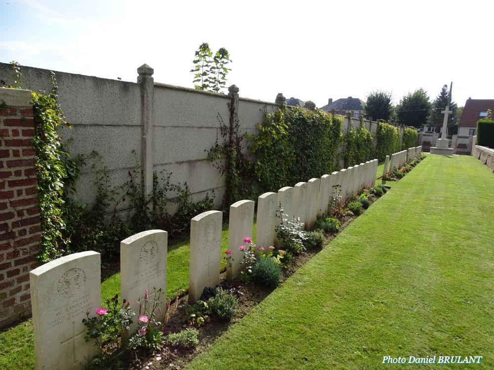 Famars Communal Cemetery