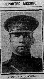 Newspaper clipping– THE CALGARY DAILY HERALD 20 MARCH 1918