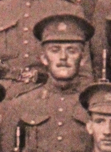 Photo of David Wishart Birrell– Served with the 35th Battalion CEF. Submitted for the project, Operation: Picture Me