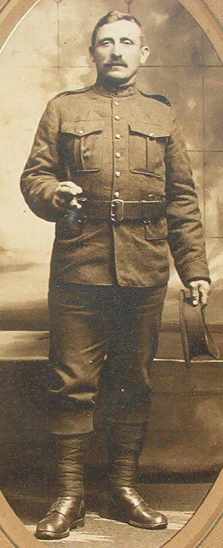 Photo of Charles Burgess