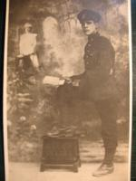 Photo of GEORGES DUBOIS– On this day of the 100th anniversary of the death of GEORGES DUBOIS, a soldier of the 22nd KIA Regiment in Chérisy, France, I am doing my duty of family memory, especially on behalf of the Dubois, Thiffault and Laurin of Québec.