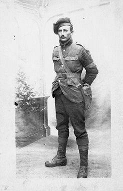 Photo of Horace Fraser