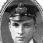 Photo of George Knox Williams– From: The Varsity Magazine Supplement published by The Students Administrative Council, University of Toronto 1916.   Submitted for the Soldiers' Tower Committee, University of Toronto, by Operation Picture Me.