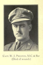 Photo of WILFRED JOHN PRESTON– Submitted for the project, Operation: Picture Me