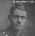 Photo of Christopher Salmon Macpherson– Lieutenant Christopher Salmon Macpherson, PPCLI - RCR - RAF