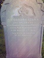 Grave Marker– Headstone in St Marys Church